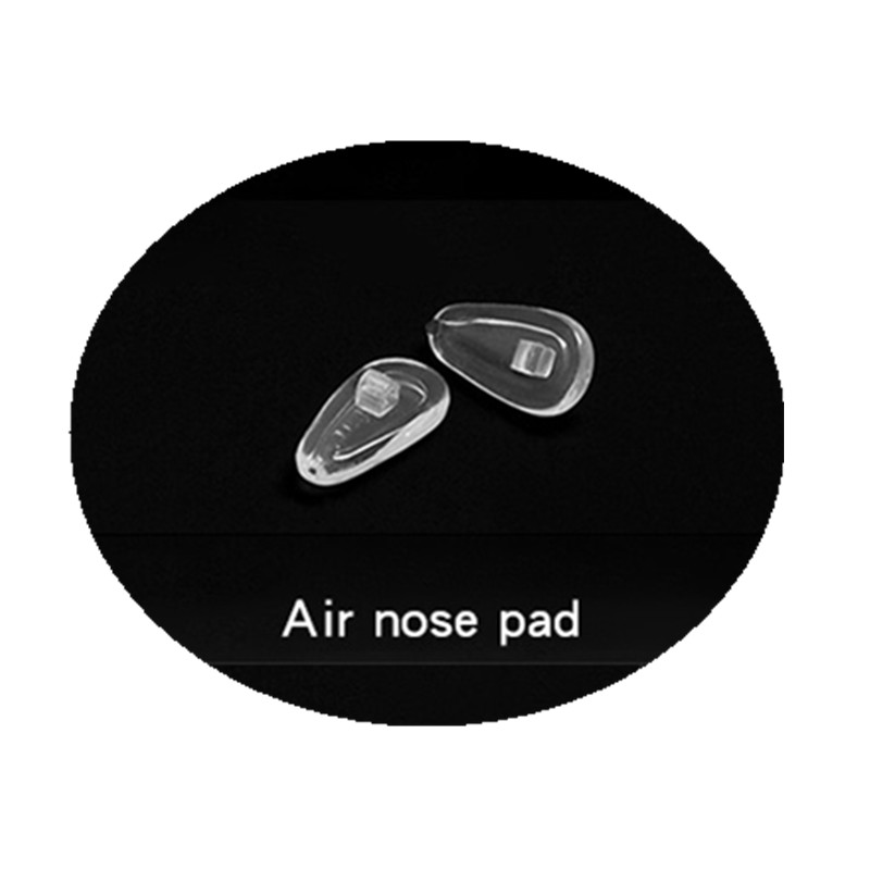 Silicone Nose Pads for Optical Frames Eyeglasses Nose Pads Screw in